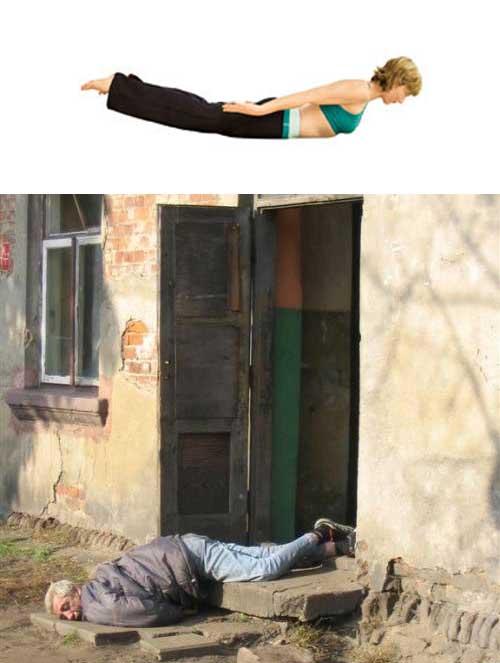 Исследования показывают, что алкоголь дает те же результаты, что и йога! ВЕДИЧЕСКИЙ ЮМОР