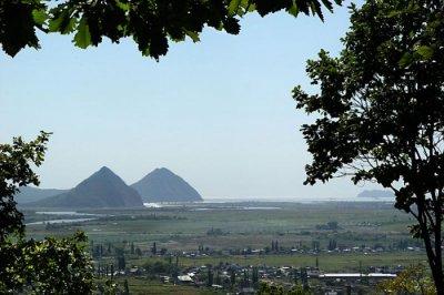 Пирамиды на территории СССР