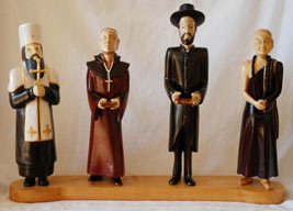 Все религии – дело рук книжников и фарисеев