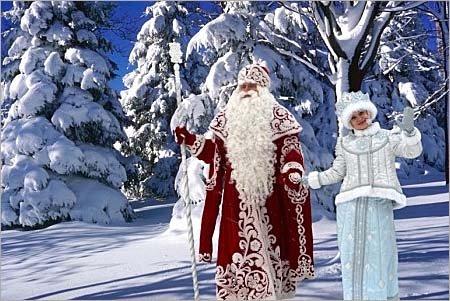 Исторические корни образа Деда Мороза на Русском Севере часть1
