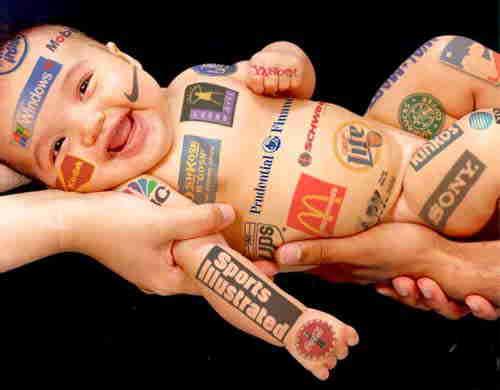Детей зомбируют рекламой? Готовьте деньги, папа с мамой!