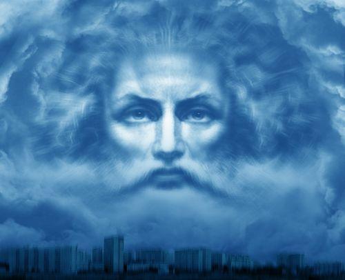 Божественные и демонические личности, эго, человек и управляющие силы, формы существования