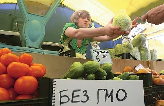 ВТО заставляет Россию отказаться от права информировать население о ГМ-продуктах.