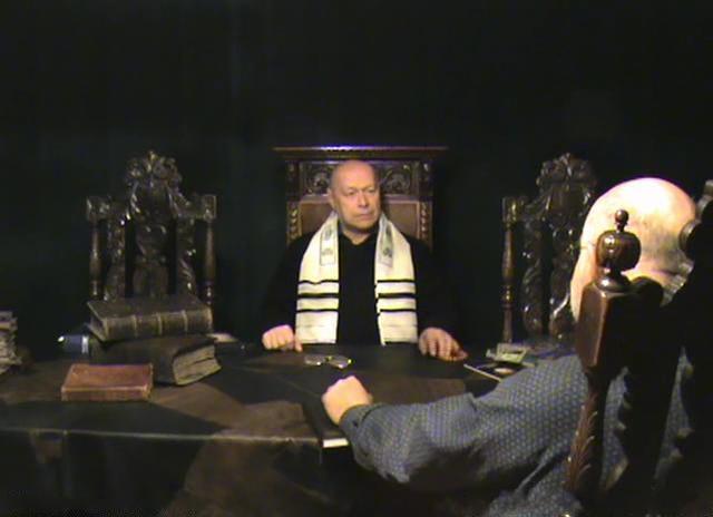 Беседа Эдуарда Ходоса с директором института криминотеологии (видео)