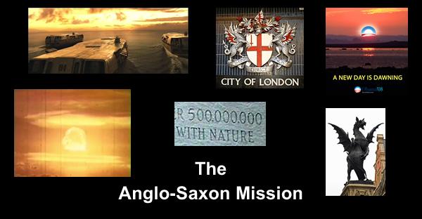 Англо-саксонская миссия. Часть 1