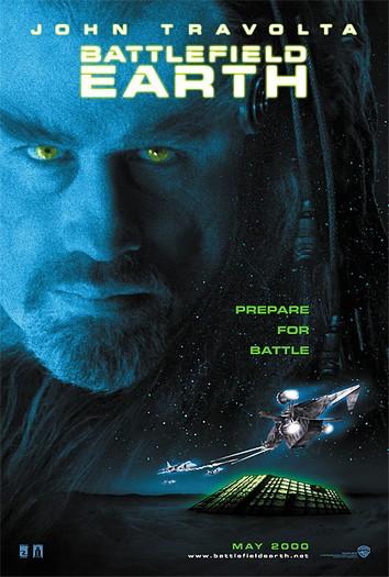 Поле битвы - Земля / Battlefield Earth: A Saga of the Year 3000 (DVDRip)