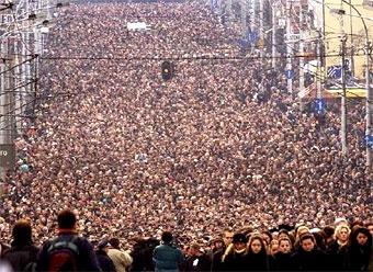 Если ты попал в толпу