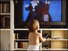 Телевизор, который нас убивает - Отрицательное влияние на детей телевидения и Интернета
