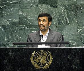 Ахмадинежад устроил скандал в ООН