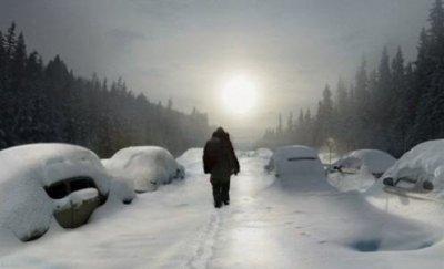 Мороз как средство массового уничтожения
