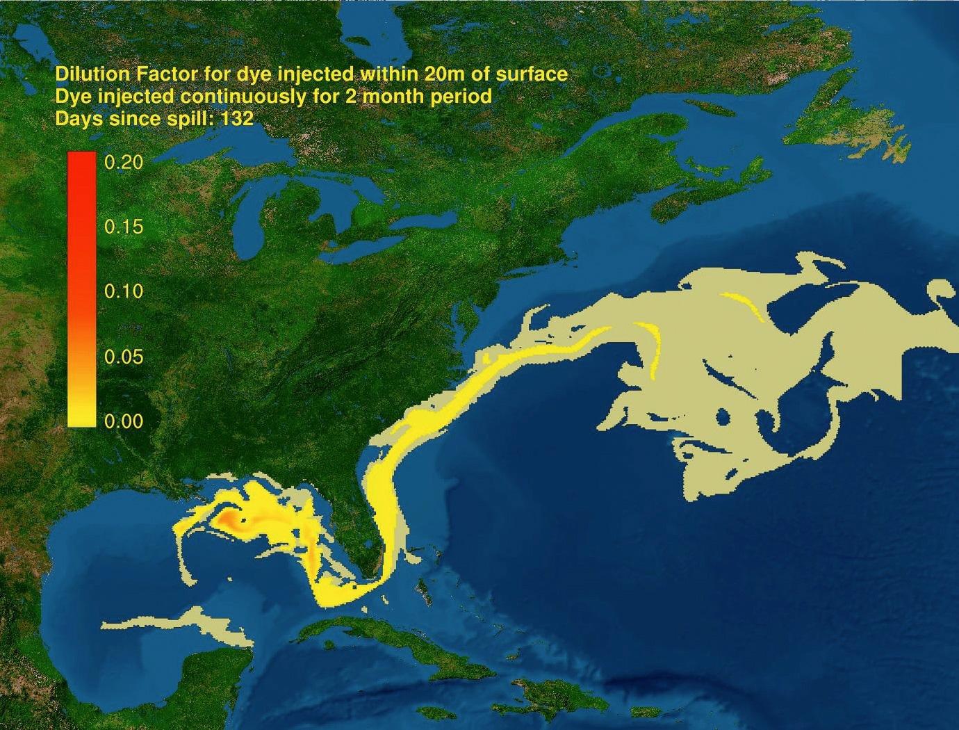 Метастазы Мексиканского залива. Часть 5