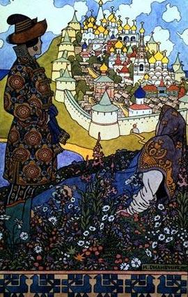 Сказы Пушкина и Веды