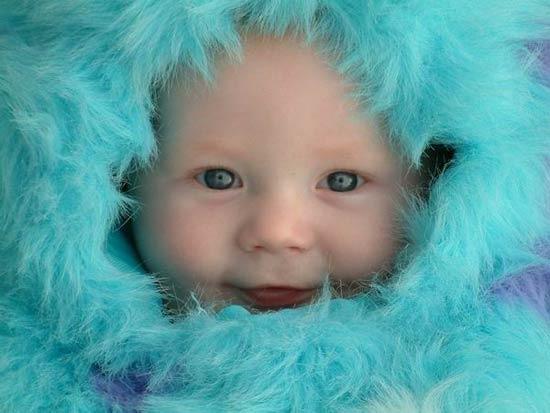 Младенцы говорят глазами