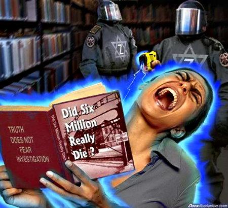 Факты: Не было шести миллионов уничтоженных иудеев
