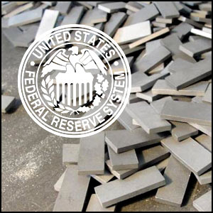 Золото из США давно украли!