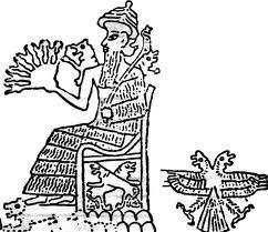 О происхождение двуглавого орла и «царя»