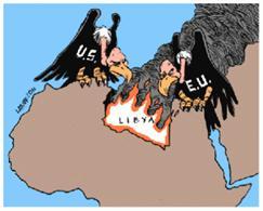 Дары западной демократии: отрезание голов, изнасилования и каннибализм