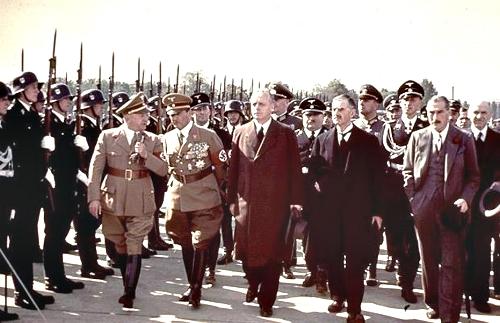 Предвоенные хитрости в Европе