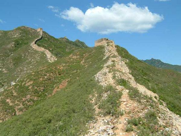 Мифы о Великой китайской стене.