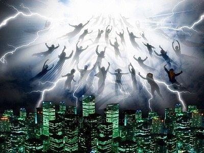 Мы бессмертные души: 5 миллиардов мессий