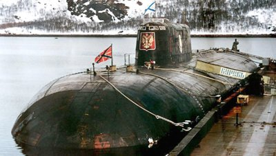 Капитан подлодки Курск: Нас расстреляли ракетами земля-земля