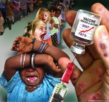 Насильственная вакцинация детей и родителей в штате Мэриленд