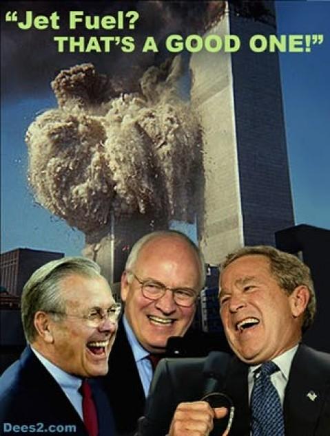 9/11 - Следствие безответственности