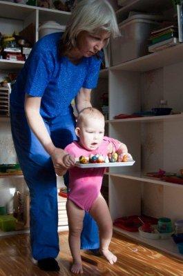 Светлена (Неволина Н.А.): Младенчество (возраст от 0 до 1-го года)