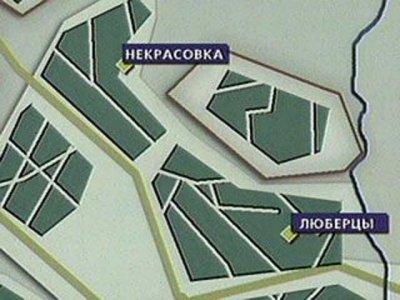 Негритянский квартал в Подмосковье