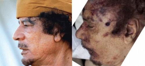 Каддафи жив! Каддафи будет жить!
