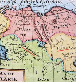 Землеведение Азии Карла Риттера (1856)