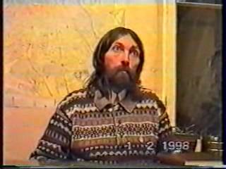Лекция А.В Трехлебова в Санкт-Петербурге в 1998 году (Раритет)