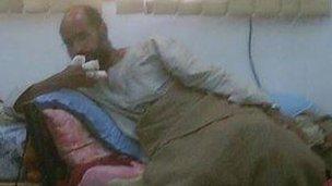 В Ливии арестован Сейф аль-Ислам