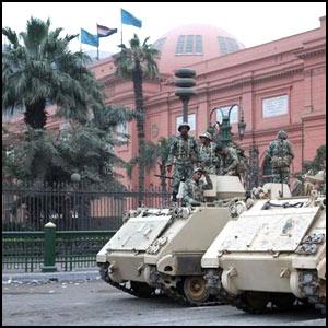 Разграбление Каирского музея