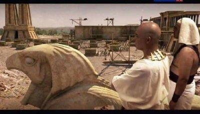 Козни египетские. Схватка на Ниле. 1 часть / The Biblical Plagues. Duel on the Nile (2010) SATRip