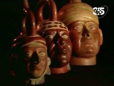 Тайны древности. Кровь и сокровища Перу / Blood and treasure in Peru (1997) SATRip