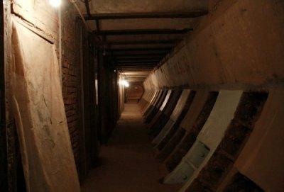 Бункеры в подземелье Москвы
