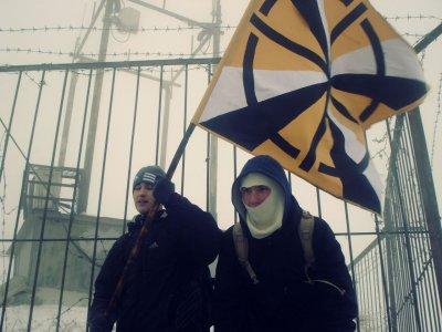 Русский поход на Бештау! Русско-сербская солидарность!