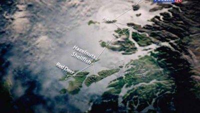 BBC: Мир Стоунхенджа. Эпоха оледенения / ВВС: World of Stonehenge. Age of Ice (2011) SATRip