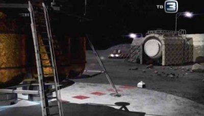 Неразгаданный мир. Жизнь на луне / Science Exposed. Livin on the Moon (2011) SATRip