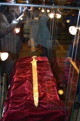 Новое знамение: Найден меч князя Святослава