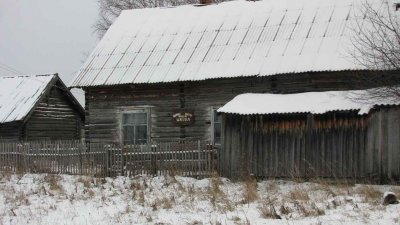 Фотоотчёт о деревне (20 лет разрухи)
