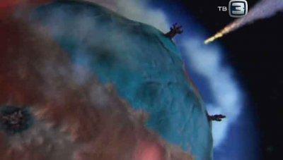 Неразгаданный мир. Как начиналась жизнь / Science Exposed. Finding the Origin of Life (2011) SATRip