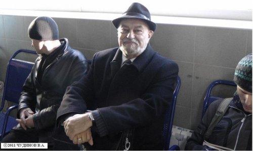 Задорнов и Чудинов у НТВшников: Проблема русского генома