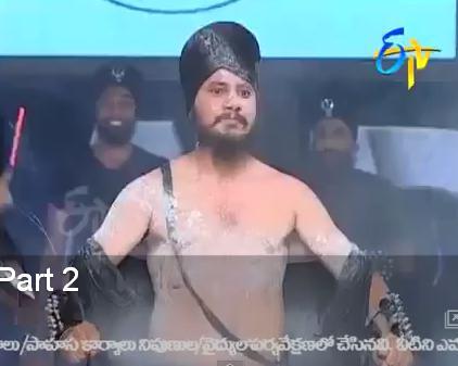 Индийские Характерники