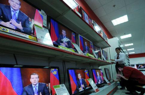 Выборы в РФ выходят из-под контроля
