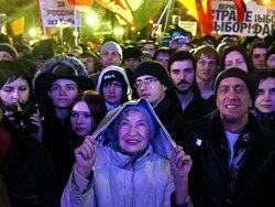 Митинг против фальсификаций: Народ поверил в свои силы