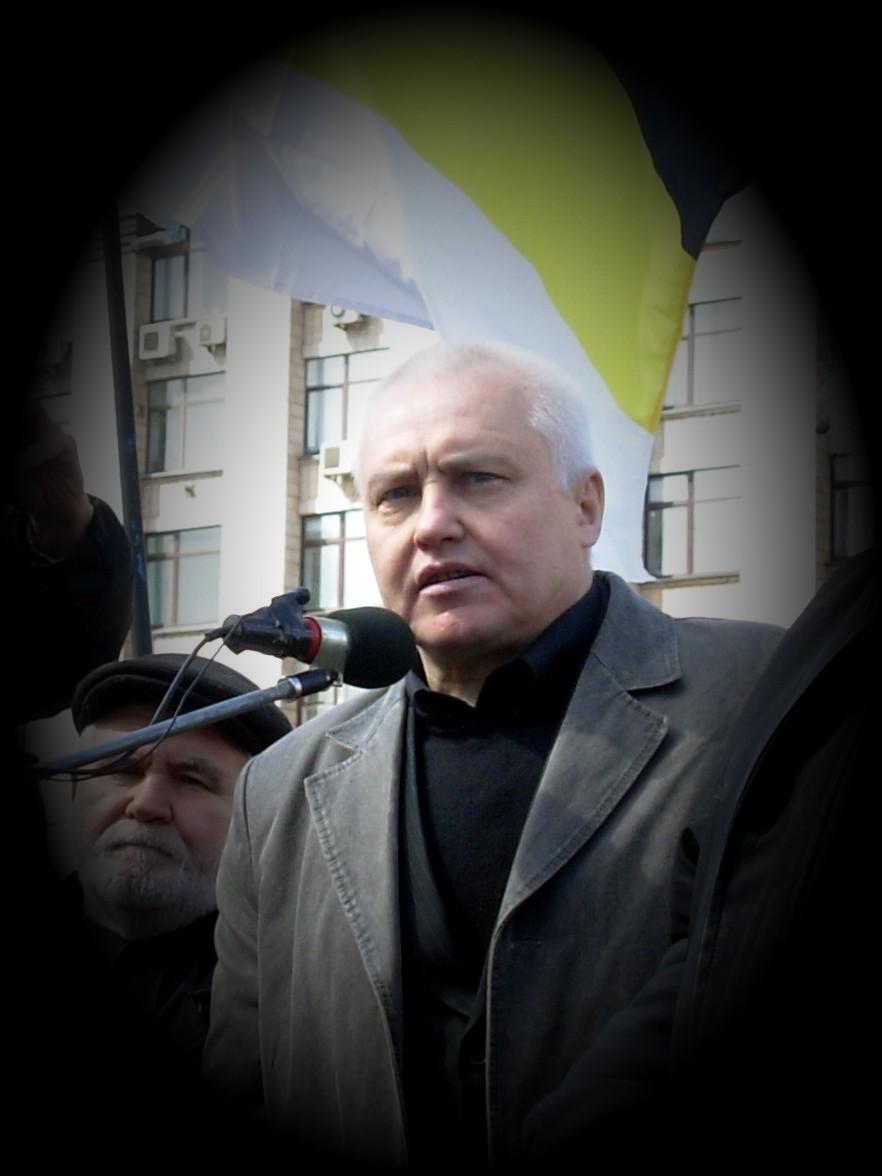 11 декабря. Выдвижение Бориса Миронова в Президенты
