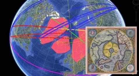 Поиск древних континентов: Даария. Атлантида. Лемурия.
