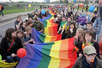 Геи и лесбиянки ищут своего кандидата в президенты РФ